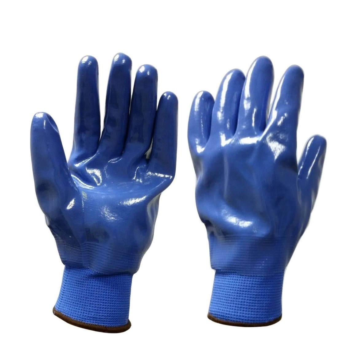 13 gauge fully nitrile dipped glove HNN573