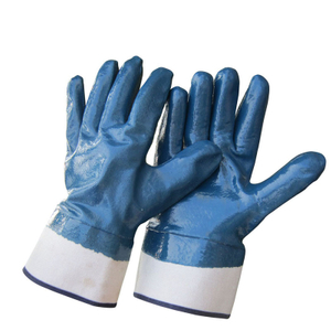 Double Dipped Oil Proof Nitrile Gloves HCN430