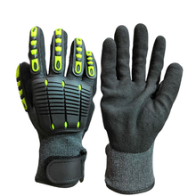 Cut and TPR Impact Resistant Cold Resistant Safety Gloves