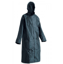 Waterproof windproof polyester raincoat HDW01