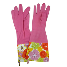 Extra long sleeve household gloves HHL550